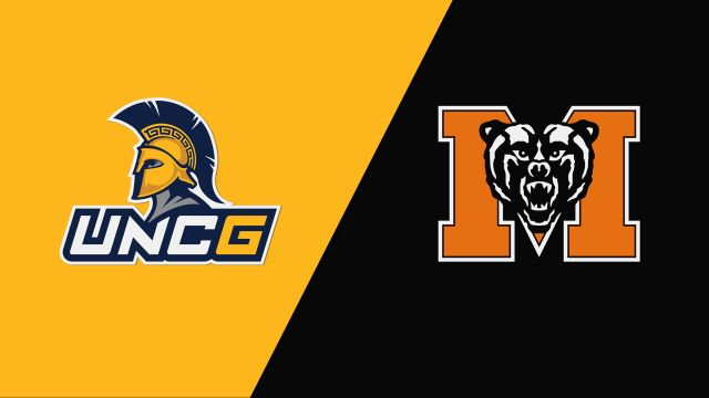UNC Greensboro vs. Mercer (Baseball)