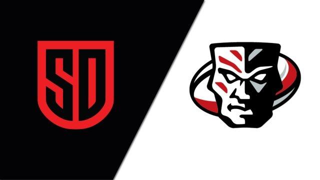 San Diego Legion vs. Utah Warriors (Major League Rugby)