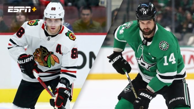 Chicago Blackhawks vs. Dallas Stars