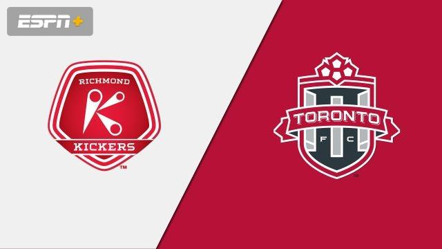 Richmond Kickers vs. Toronto FC II (USL League One)