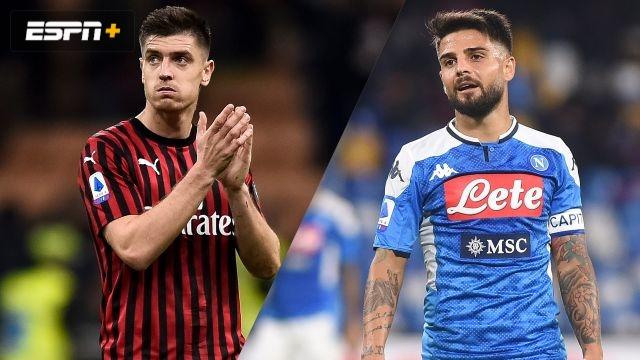 AC Milan vs. Napoli (Serie A)
