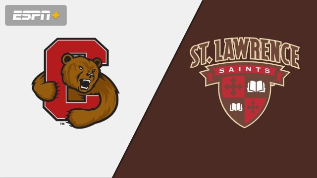 #4 Cornell vs. St. Lawrence (M Hockey)