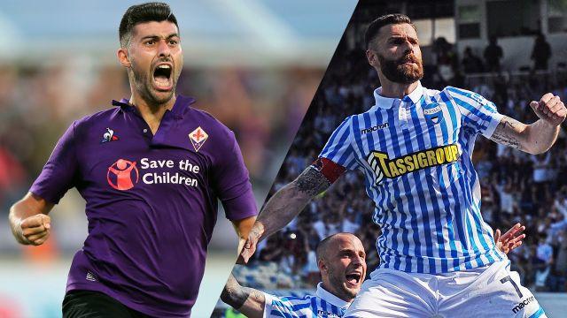 Fiorentina vs. SPAL (Serie A)