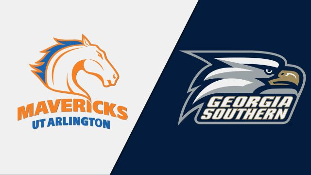 UT Arlington vs. Georgia Southern (M Basketball)