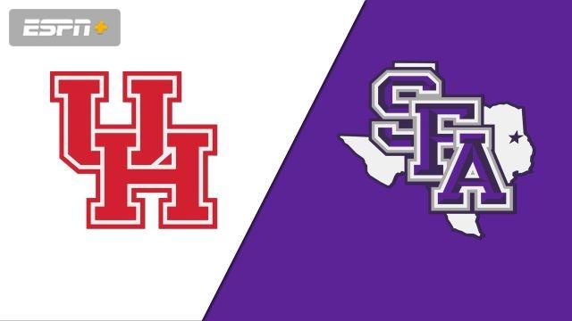 Houston vs. Stephen F. Austin (W Soccer)