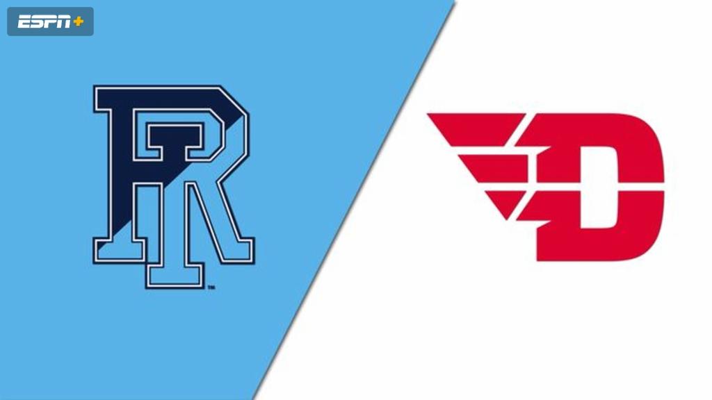 Rhode Island vs. Dayton (W Basketball)