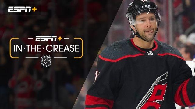 Mon, 1/20 - In the Crease: Justin Williams makes season debut