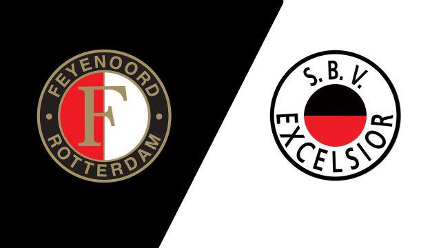 Feyenoord vs. Excelsior Rotterdam (Eredivisie)