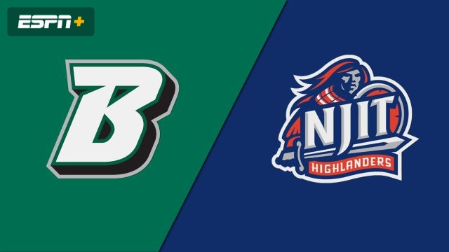 Binghamton vs. NJIT (M Basketball)