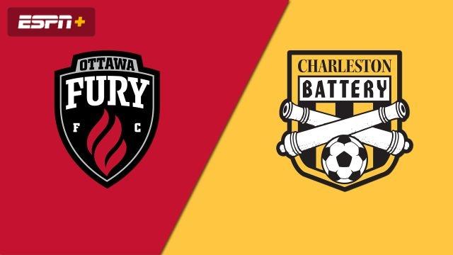 Ottawa Fury FC vs. Charleston Battery (USL Championship)