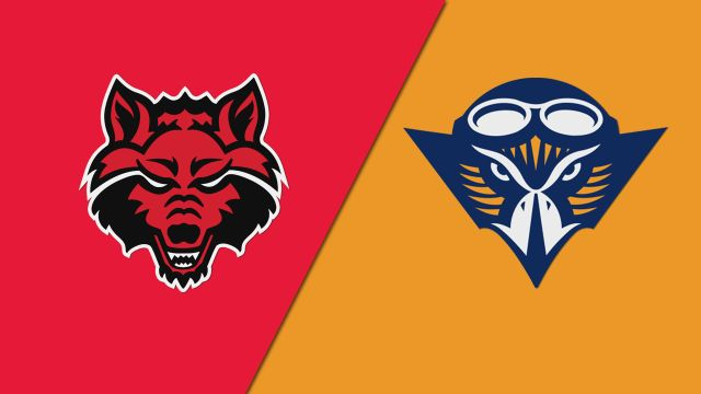 Arkansas State vs. UT Martin (W Basketball)