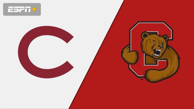 Colgate vs. Cornell (W Basketball)