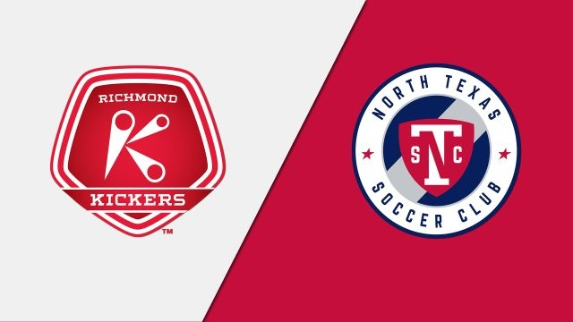 Richmond Kickers vs. North Texas SC (USL League One)