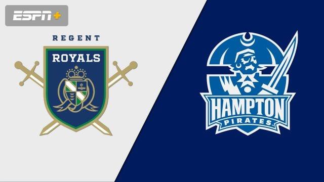 Regent University vs. Hampton (M Basketball)