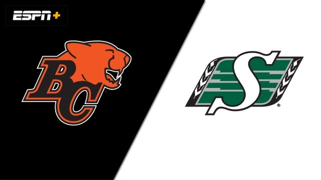 BC Lions vs. Saskatchewan Roughriders (Canadian Football League)