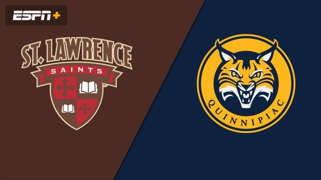St. Lawrence vs. Quinnipiac (W Hockey)