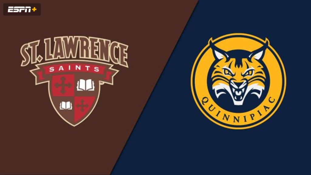 St. Lawrence vs. Quinnipiac (W Hockey)