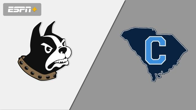 Wofford vs. The Citadel (M Basketball)