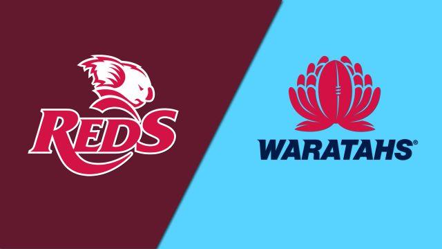 Reds vs. Waratahs