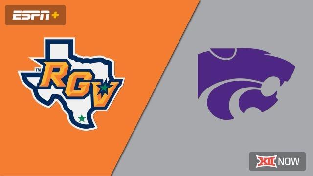 UT Rio Grande Valley vs. Kansas State (W Basketball)