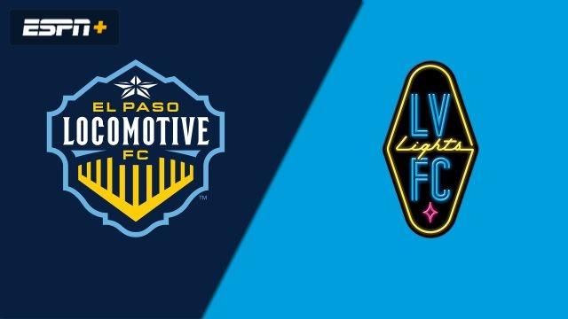 El Paso Locomotive FC vs. Las Vegas Lights FC (USL Championship)