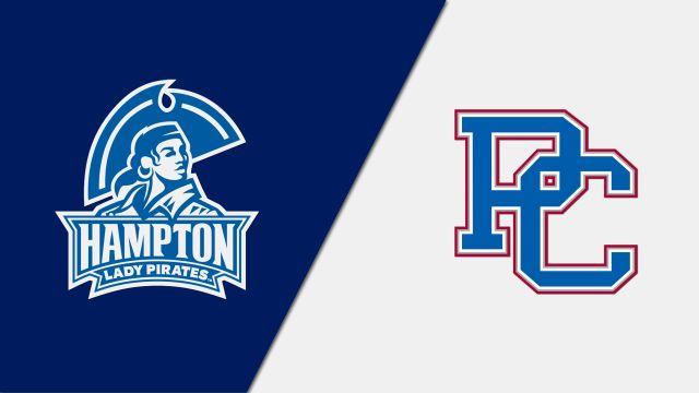 Hampton vs. Presbyterian (W Basketball)