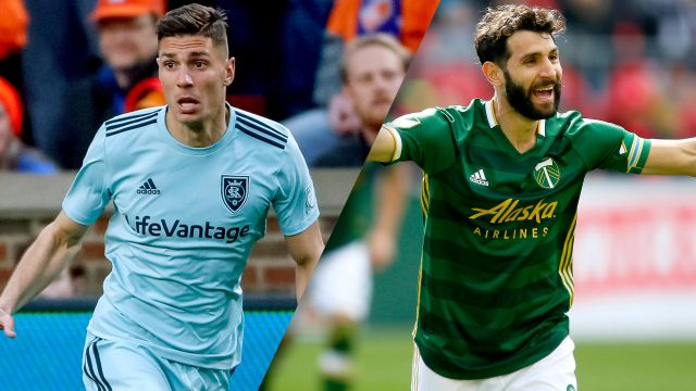 Real Salt Lake vs. Portland Timbers