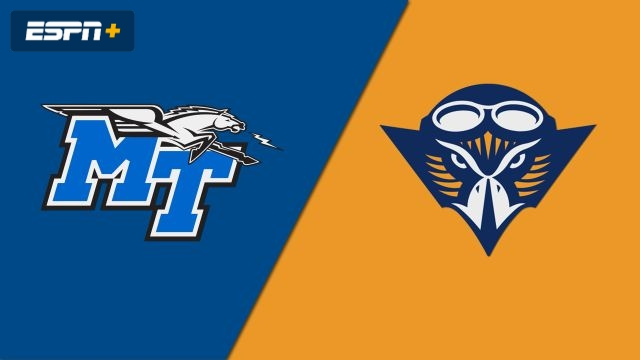 Middle Tennessee vs. UT Martin (W Volleyball)