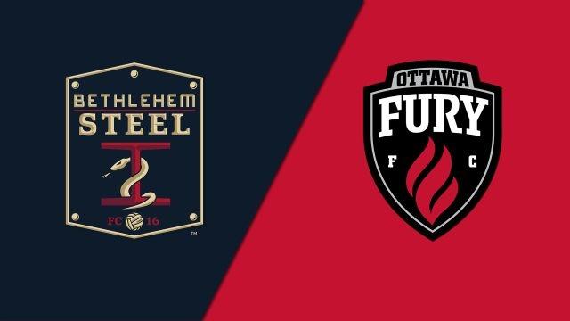 Bethlehem Steel FC vs. Ottawa Fury FC (USL Championship)