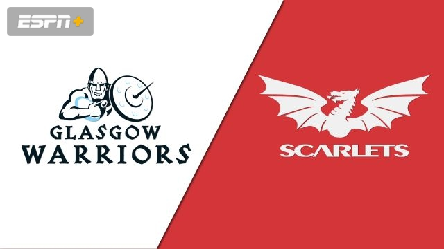 Scarlets vs. Glasgow Warriors (Guinness PRO14 Rugby)