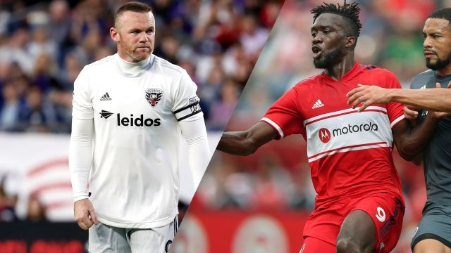D.C. United vs. Chicago Fire (MLS)