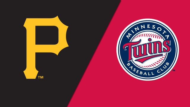 Pittsburgh Pirates vs. Minnesota Twins