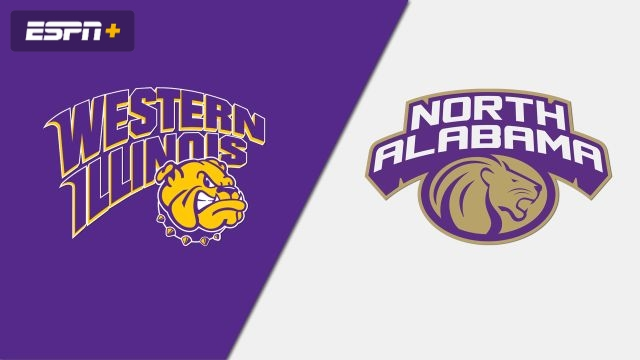 Western Illinois vs. North Alabama (Football)