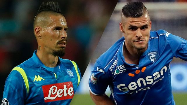 Napoli vs. Empoli (Serie A)