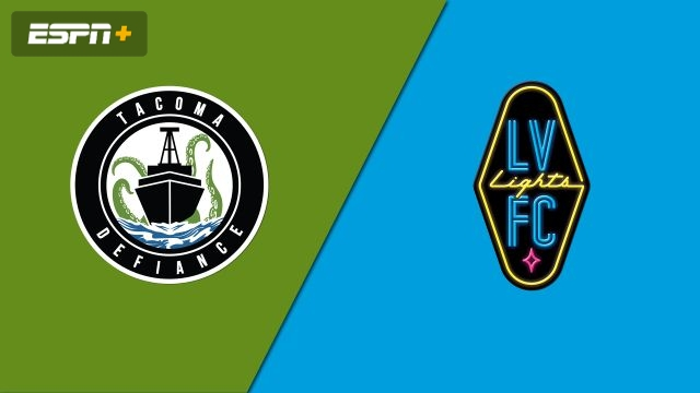 Tacoma Defiance vs. Las Vegas Lights FC (USL Championship)