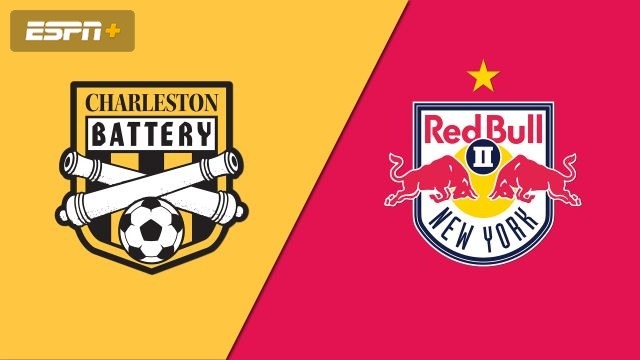 Charleston Battery vs. New York Red Bulls II (USL Championship)