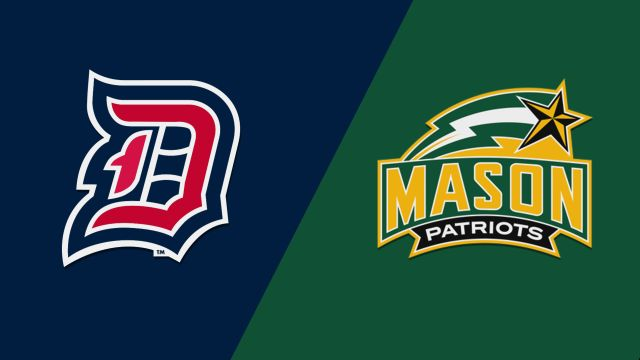 Duquesne vs. George Mason (M Basketball)