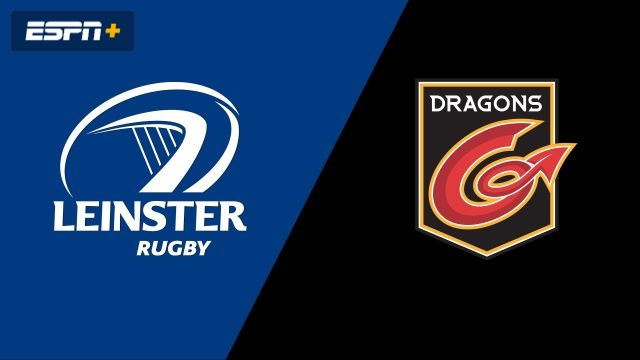 Leinster vs. Dragons (Guinness PRO14 Rugby)