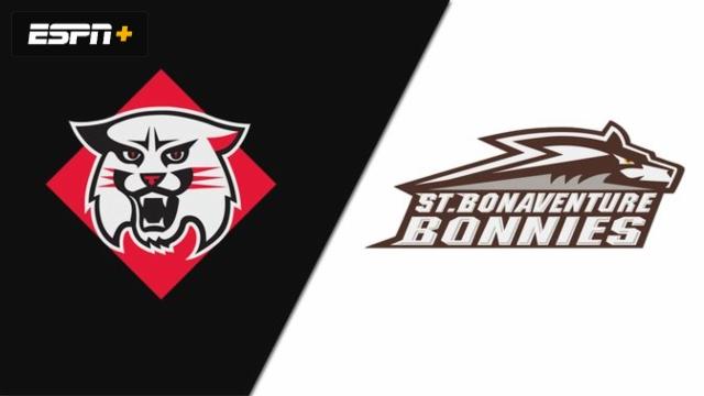 Davidson vs. St. Bonaventure (W Basketball)