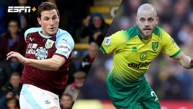 Burnley vs. Norwich City (4th Round) (FA Cup)