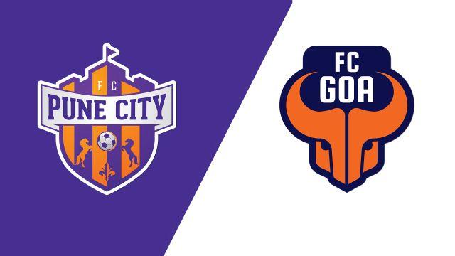 FC Pune City vs. FC Goa