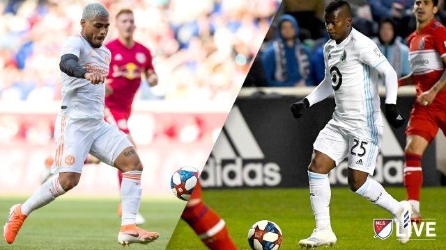 Atlanta United FC vs. Minnesota United FC (MLS)