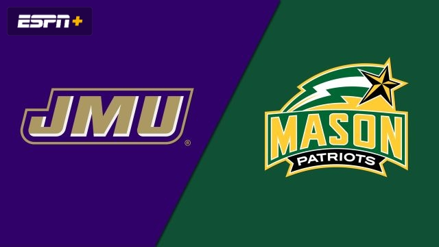 James Madison vs. George Mason (M Basketball)