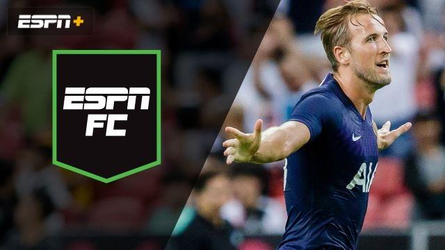 Mon, 7/22 - ESPN FC