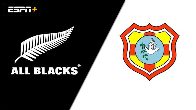 New Zealand vs. Tonga (International Rugby)