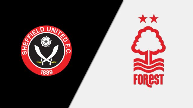Sheffield United vs. Nottingham Forest (English League Championship)
