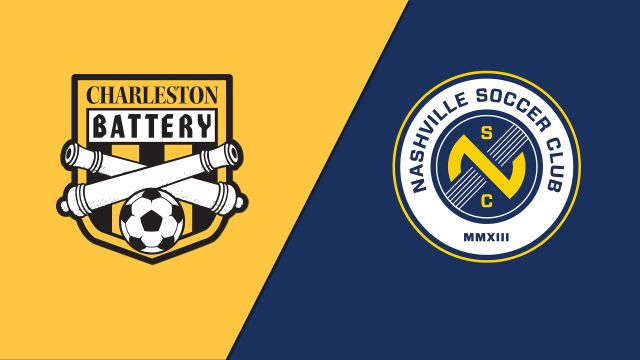 Charleston Battery vs. Nashville SC (USL Championship)