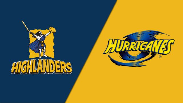 Highlanders vs. Hurricanes