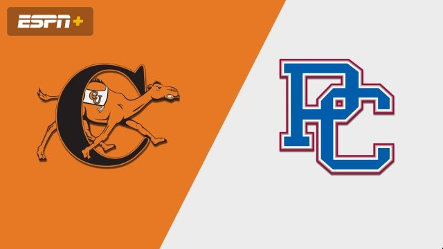 Campbell vs. Presbyterian (W Basketball)