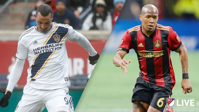 LA Galaxy vs. Atlanta United FC